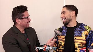 Download DANNY GARCIA ″IF THE MONEY IS RIGHT, ILL FIGHT CRAWFORD! THE FIGHT CAN HAPPEN!″ Video