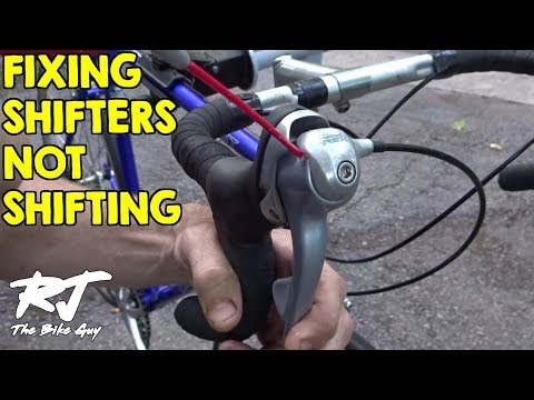 How To Fix Shifter Not Catching/Clicking - Won't Shift