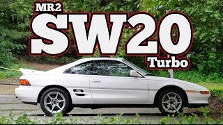 Regular Car Reviews: 1991 Toyota MR2 SW20 Turbo