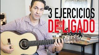 3 LIGADOS MUY BUENOS DE GUITARRA,TUTORIAL (Jerónimo de Carmen) Guitarraflamenca