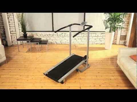 Exerpeutic 260 Manual Treadmill with Pulse