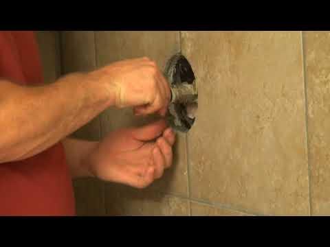 Moen Posi temp shower valve hard to turn fixed dirt cheap