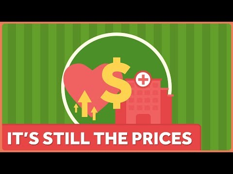 Why Does the U.S. Spend So Much on Healthcare? High, High Prices.