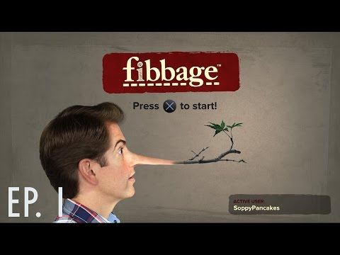 Let's Play Fibbage! Ep. 1!