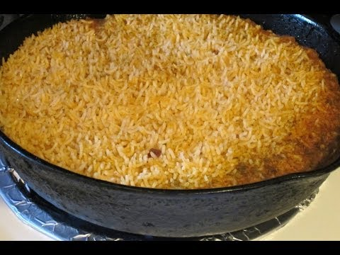 Cooking with Oswald Rivera: Sofrito   Spanish Rice