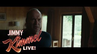 Michael Keaton on Beating Up Stuntmen