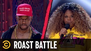 Roast Battle III - Jamar Neighbors vs. Yamaneika Saunders - Uncensored