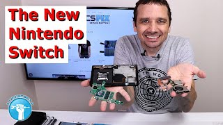 New Model Nintendo Switch - Is It Even Different? Let's Compare!