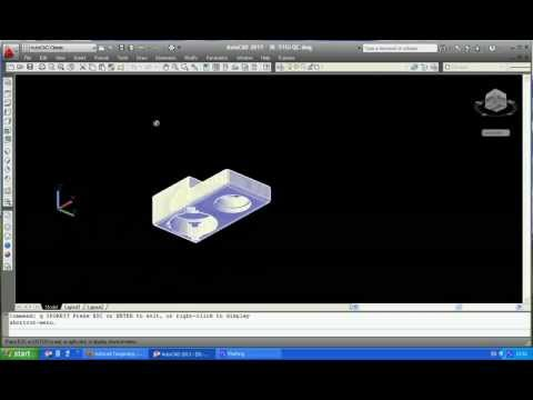 Export AutoCAD Drawing to Microsoft Word.
