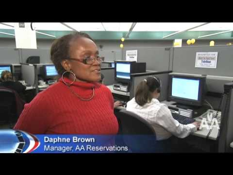 American Airlines Provides Call Center and Volunteers for Hope for Haiti Now Telethon