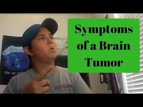Symptoms Pre Diagnosis of Brain Tumor