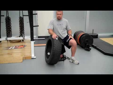 How To Make A Homemade Tire Dragging Sled
