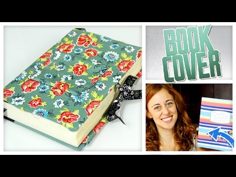 DIY Back-To-School Book Covers! - Do It, Gurl