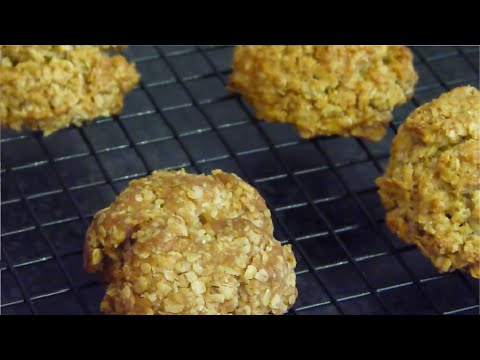 Oatmeal cookies | Craving for Baking (Granola)