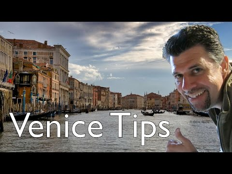Planning your trip to Venice - Choosing a hotel and how to get to your hotel (Venice tips)