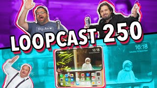 IPHONE 12 COM DESIGN DE SLIDE?! Loopcast 250!