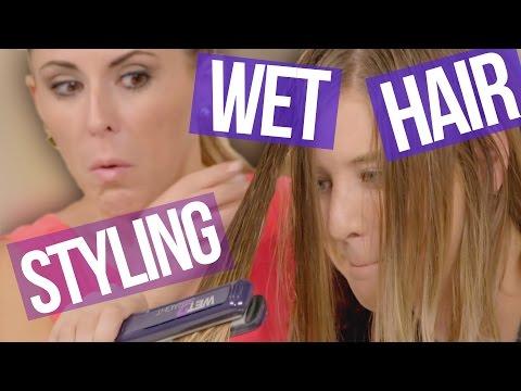 3 Weird Styling Tools for WET Hair (Beauty Break )