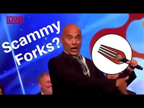 Let's Talk About Scammy Forks