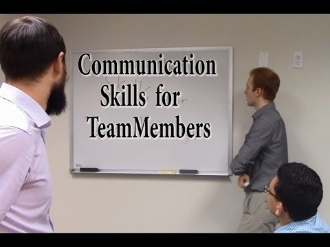 Communication Skills for Team Meetings v1.1