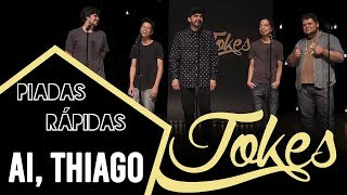Download JOKES - PIADAS RÁPIDAS #2 Video