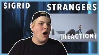 Sigrid - Strangers (REACTION)