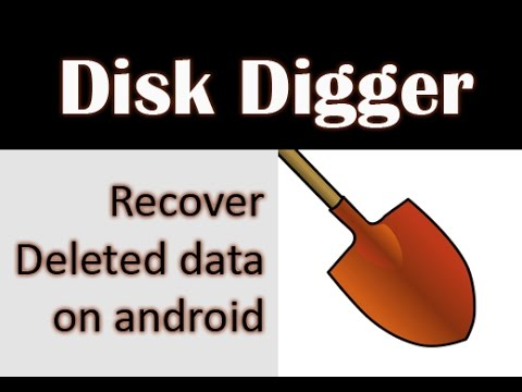 how to recovery deleted diskdigger photo recovery in Full HD 2017 Hindi/Urdu