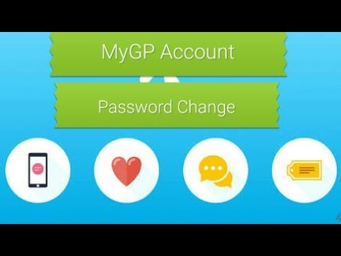 How To Change MyGP Account Password: কিভাবে MyGP একাউন্ট এর পাসওয়ার্ড করবেন
