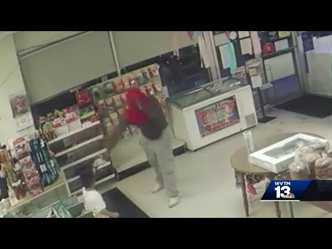 Xxx Mp4 Video Shows Armed Robber Taking Money From Child At Convenience Store 3gp Sex
