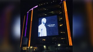 Kobe Bryant remembered by players and fans in New York City