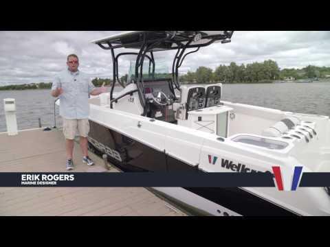 2018 Scarab 255 Open Jet Boat - Walkaround - 2018 Boot