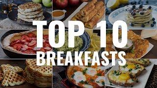 Easy 10 Breakfast Recipes