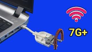 New Free Broadband internet 100% - Great idea Free wifi internet 2019
