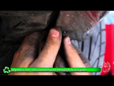 How to install change Inner fender liner shield 2004 2005 2006 2007 2008 Acura REPLACEMENT REPLACE