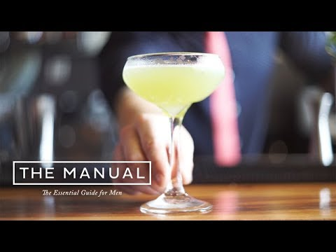 How To Make The Alternative Snacks Cocktail - A Rum Cocktail With A Surprising Twist
