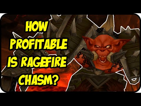 WoW Gold Farming Patch 6.2.4: Is Ragefire Chasm Profitable? RFC Gold Making - WoD Gold Guide