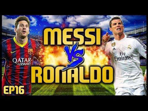 MESSI VS RONALDO #16 - FIFA 15 ULTIMATE TEAM