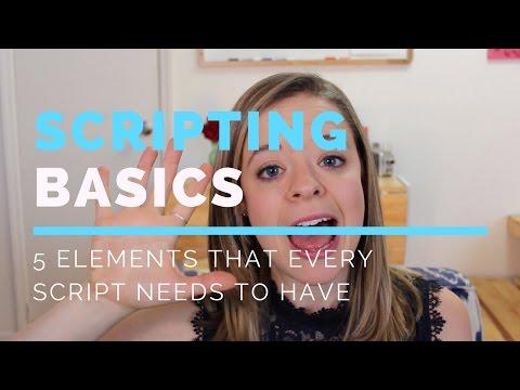 Script Writing For Marketing Videos