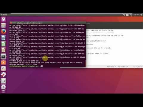 How to setup Wi-Fi of Dlink DWA-131 model on Ubuntu 16.04/Ubuntu 14.04
