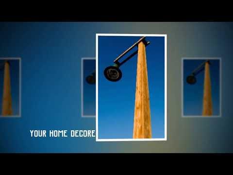 54 Best wood outdoor lamp post in 2018 - diy lighting inspiration ideas