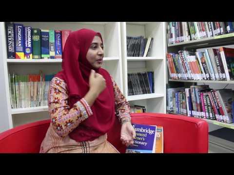 Erican Teacher's Profile - Raziah Sultan Kabeer