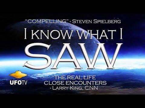 UFOs: I KNOW WHAT I SAW - 2017 Best UFO HD Movie UFOTV®
