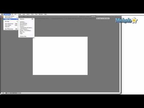 Learn Adobe Photoshop - Interface Preferences