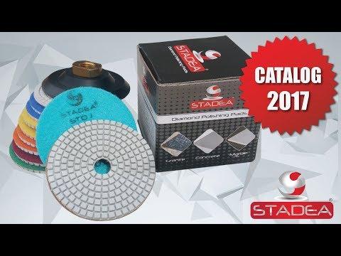 Stadea Stone Fabrication Diamond Tools Catalog by Shopnsavemart.com