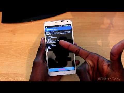 Samsung Galaxy Note 3 - SECRET CODES