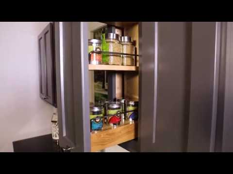 448 Wall Pullout Organizer Overview
