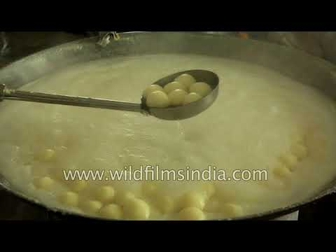 How to make sweet and spongy Bengali Roshogulla