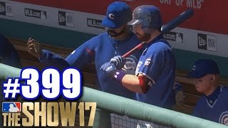 STICKY POWER BUTTON! | MLB The Show 17 | Road to the Show #399