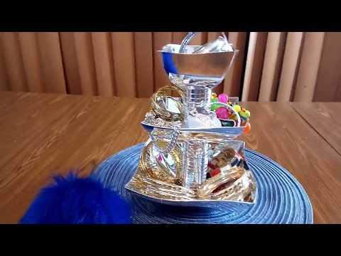 DIY Jewelry Organizer using  Dollar Tree Items