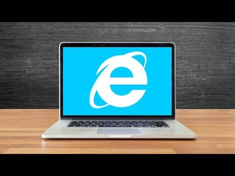 របៀបដោនឡូតកម្មវិធី Internet Explorer Browser New High Version 2017 On computer | Download Internet
