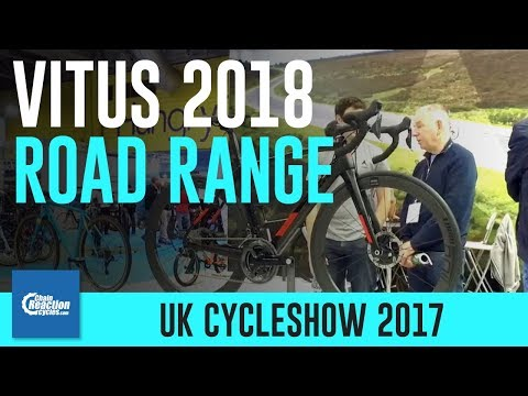 Vitus 2018 road bike range highlights
